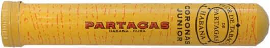 Partagas Coronas Junior Tubos