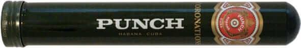 Punch Coronations Tubos