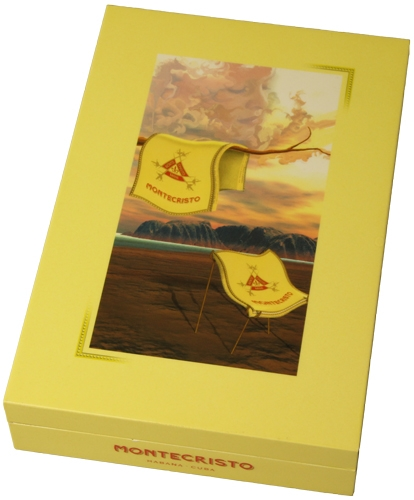 Montecristo Club Limited Edition Humidor - Box of 50
